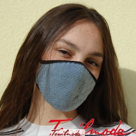 Q-EvolutionMask variante Storm Blue immagine 3/4
