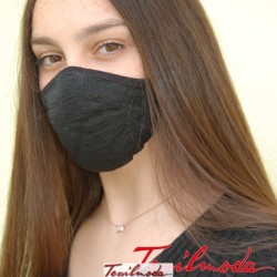 Q-Evolution Mask total Black