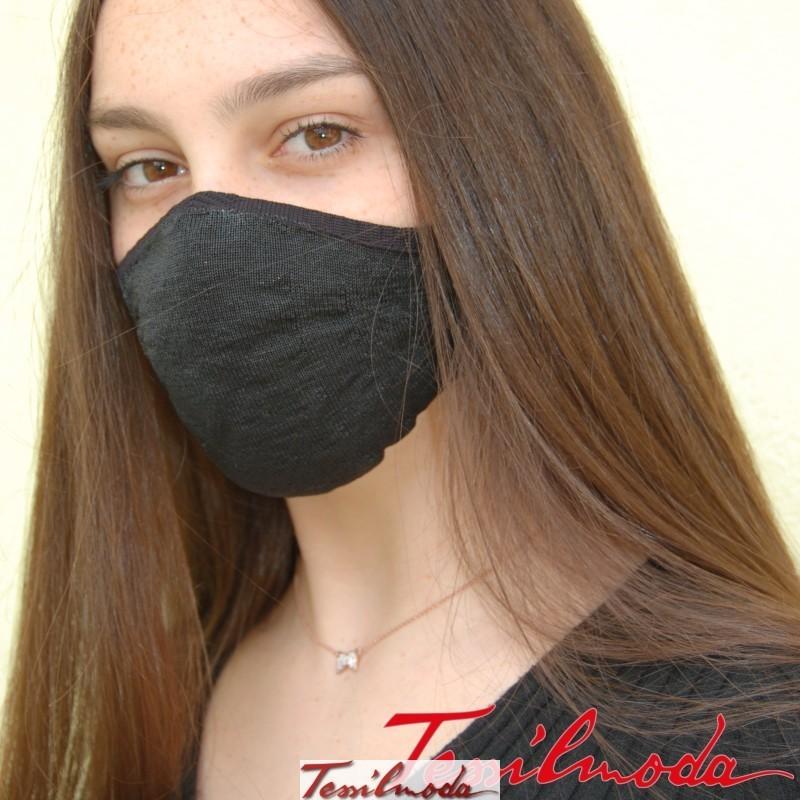 Q-Evolution Mask total Black